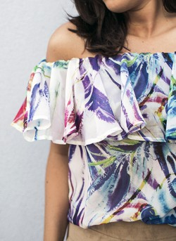 cali wild floral by ivyrevel