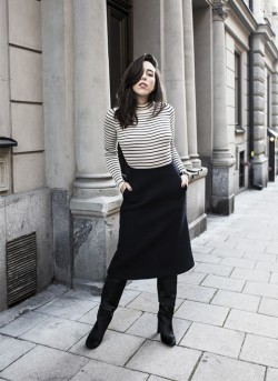 3 ways to stay chic in the cold