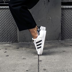 the adidas superstar sneakers