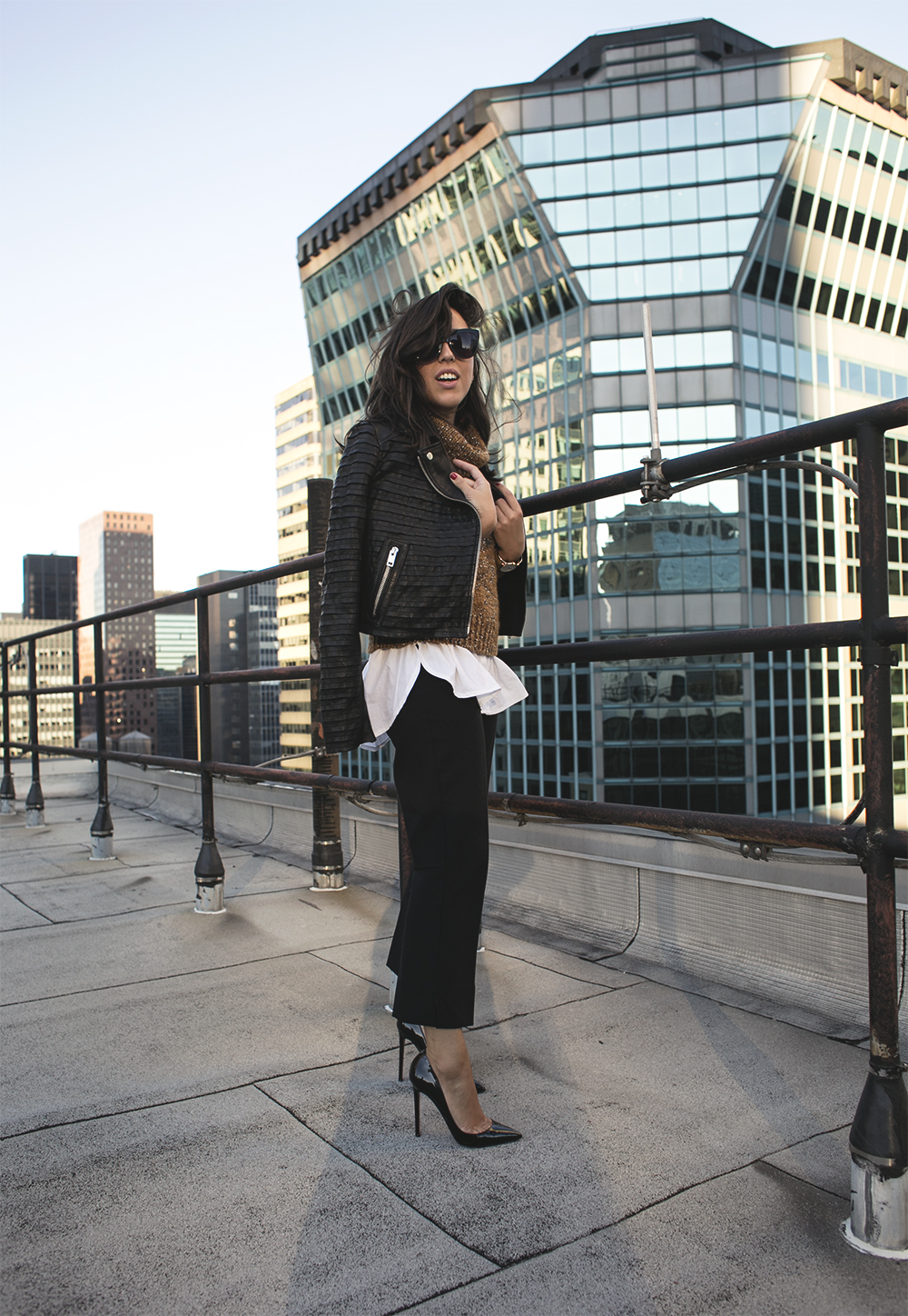 rooftop grand hyatt sania claus demina outfit diesel christian louboutin e and e sunglasses sahara monki gina tricot lindex trousers zanita whittington studio shoot_3