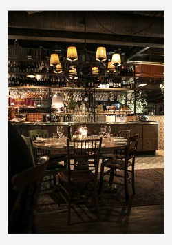 great restaurant in stockholm TRATTORIAN sania claus demina food_3b