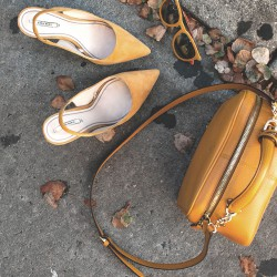 3 mustard-yellow fall essentials