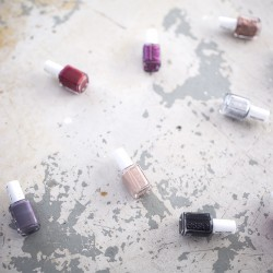 wrap me up / essie cashmere collection