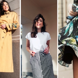 3 spring outfits I styled with #RIstudio