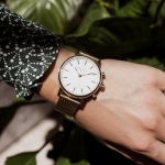 Kronaby Sweden a stylish connected watch (ad)