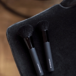 my Givenchy makeup brushes