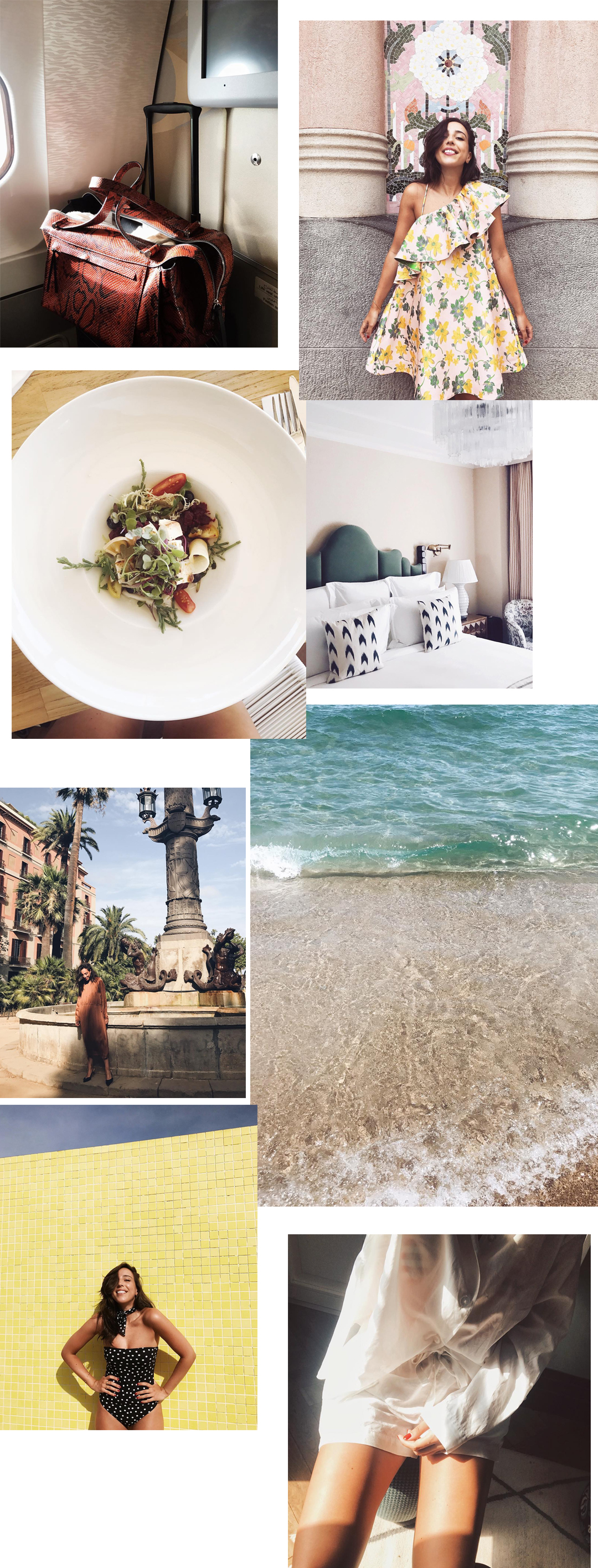sania claus demina 2017 year in review_16_barcelona july mom mamma beach bogatell soho house